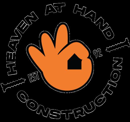 heaven @ hand logo