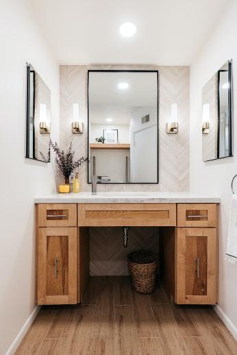 An Accessible Bathroom 12