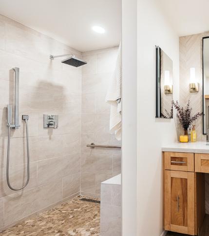 An Accessible Bathroom 10