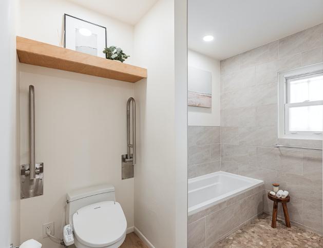 An Accessible Bathroom 11